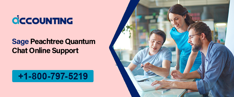 Sage Peachtree Quantum Chat Online Support
