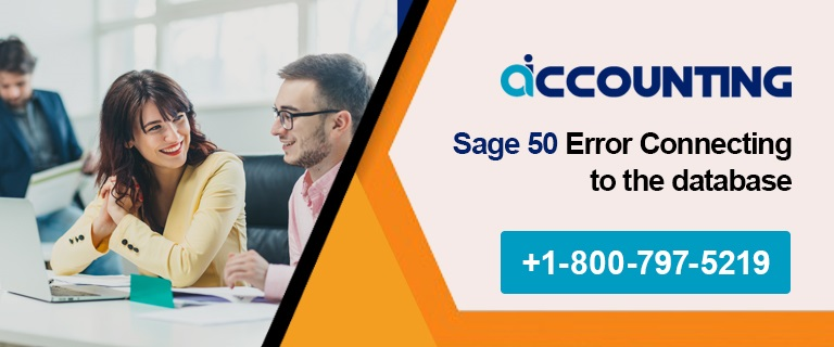 Sage 50 Error Connecting to the database