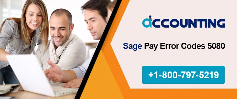 Sage Pay Error Codes 5080