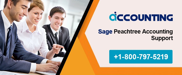 Sage Peachtree Accounting Support
