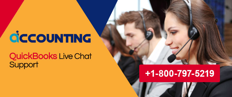 QuickBooks Live Chat Support Services