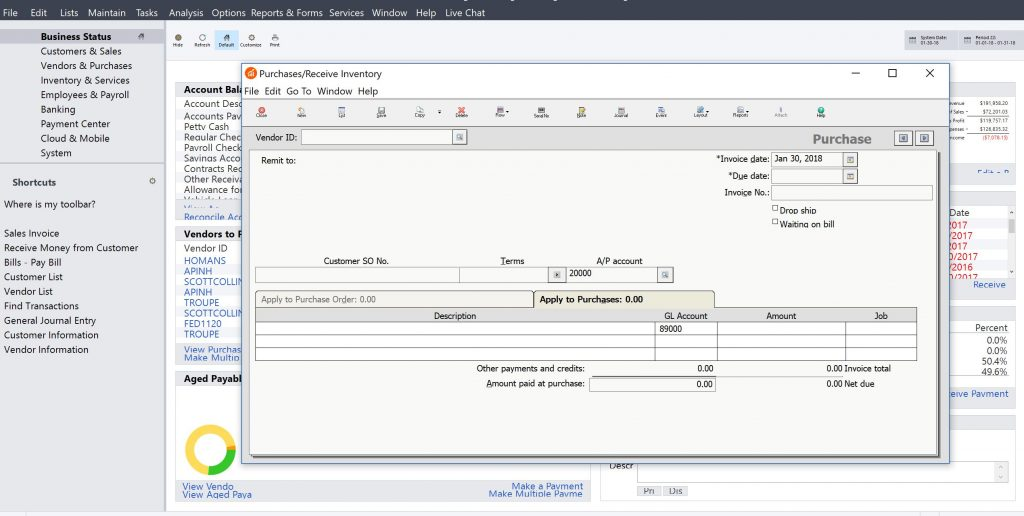 Display and DPI Scaling Issues in Sage 50